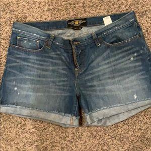 Lucky 🍀Brand Jean shorts